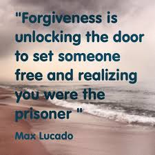 lucado - forgiveness