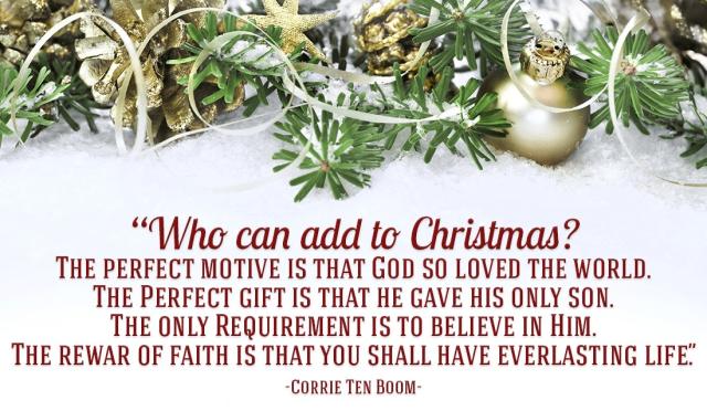Add to Christmas